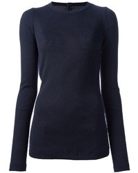Navy Long Sleeve T-shirt