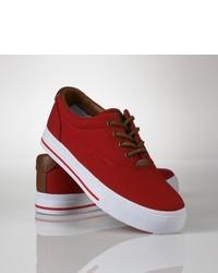 Ralph Lauren Veeta Canvas Sneaker