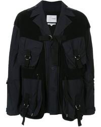 Yoshiokubo Military Style Blazer Jacket
