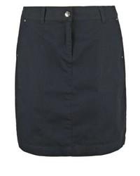 Mini skirt navy blue medium 3935001