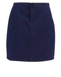 Mini skirt navy medium 3934219