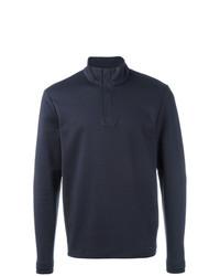 BOSS HUGO BOSS Henley Sweatshirt