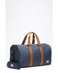 6ff1c990729a Herschel Supply Co. Ravine Gym Bag Navy Tan One Size