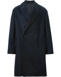 Ami Alexandre Mattiussi Double Breasted Overcoat