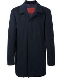 Isaia Classic Overcoat