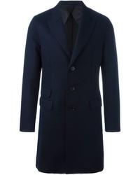 Neil Barrett Classic Single Breasted Coat