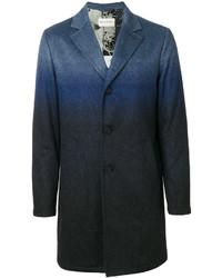 Etro Degrad Single Breasted Coat