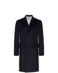 Gucci Eco Cashmere Web Stripe Coat