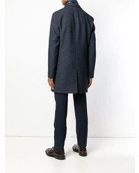 Herno Front Zipped Overall Coat