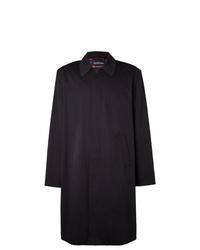 Balenciaga Oversized Cotton Twill Coat