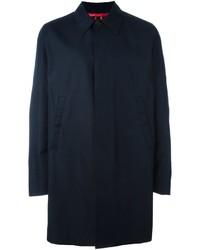 Paul Smith Ps By Single Breasted Midi Coat