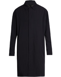 Lanvin Point Collar Wool Overcoat