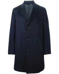 Brioni Single Breasted Coat
