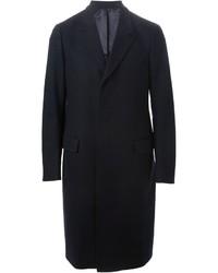 Alexander McQueen Single Breasted Coat
