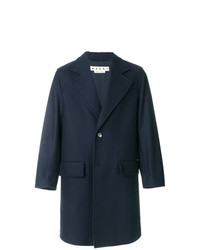 Marni Single Breasted Coat