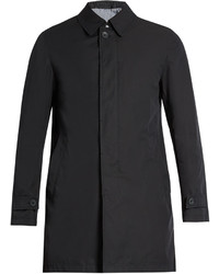 Herno Single Breasted Water Resistant Overcoat