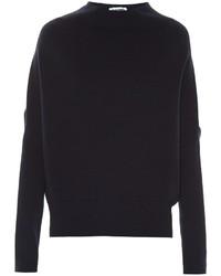 Jil Sander Round Neck Oversized Sweater