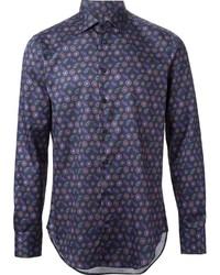 Paisley print shirt medium 200517