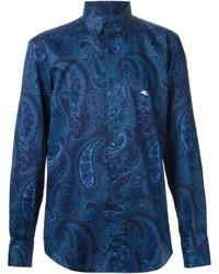 Paisley print shirt medium 200520