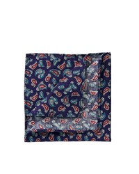 Asos Pocket Square In Paisley