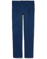 Tod's Slim Fit Washed Denim Trousers