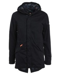 Superdry Classic Rookie Military Parka Midnight