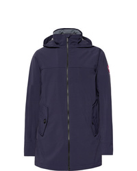 Canada Goose Kent Slim Fit Tri Durance Ss Hooded Jacket