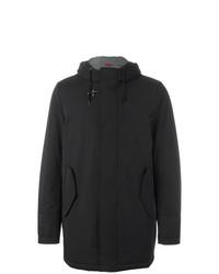 Fay Padded Hooded Coat