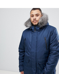 D-struct Plus Med Oversized Mountain Parka Durable Poly