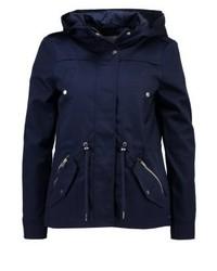 Vmmontreal abby parka navy blazer medium 4000523
