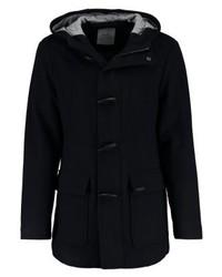 Esprit Wool Duffle Winter Coat Navy