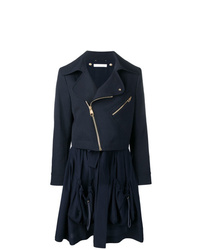 Chloé Zipped Parka Coat