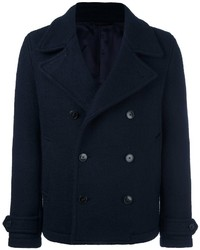 Double breasted peacoat medium 787428
