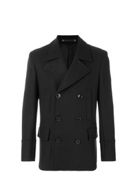 Ps By Paul Smith Double Breasted Pecoat