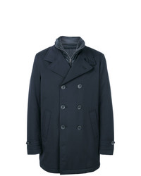 Herno Double Breasted Short Coat