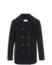 Maison Margiela Double Breasted Short Coat