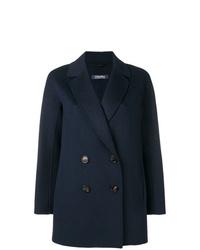 'S Max Mara Double Breasted Short Coat