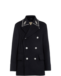 Burberry Military Pea Coat