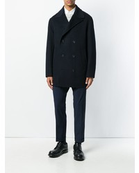 Jil Sander Nizza Double Breasted Coat