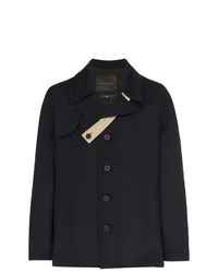 Mackintosh 0003 Single Breasted Wool Coat