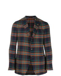 Gabriele Pasini Checked Tailored Blazer