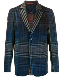 Missoni Tartan Patterned Blazer