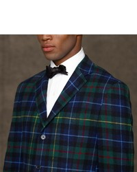 Polo Ralph Lauren Three Button Tartan Sport Coat