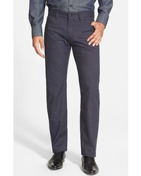 Maine 2 check five pocket pants medium 321089