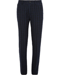 Missoni Slim Fit Checked Wool Blend Boucl Trousers