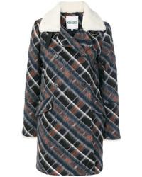Plaid coat medium 5252866