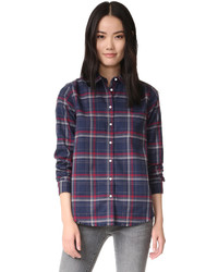 DL1961 The Blue Shirt Shop Mercer Spring Shirt