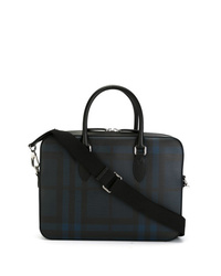 Burberry Medium London Check Briefcase