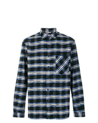 TOMORROWLAND Bradford Plaid Shirt