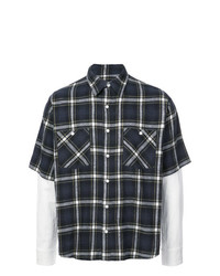 Adaptation Check Short Sleeve Shirt